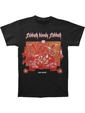 "Black Sabbath ""Sabbath Bloody Sabbath"" Distressed Black Bravado Tee Adult XL"