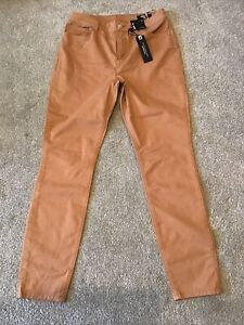 BNWT TU Skinny Tan Jeans With Stretch 10