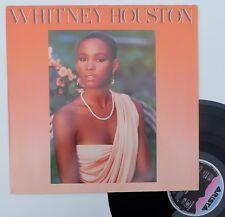 """LP Whitney Houston  """"Whitney Houston - You give good love"""" - (TB/TB)"""