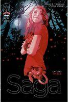 SAGA #3 - 2nd print - 1st appearance of Izabel - NM