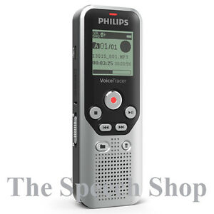 Philips DVT1250 8GB Digital Voice Tracer ***FREE UK DELIVERY***