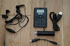 VX1 di viaggio PROVVISORIO SPORT party carta di credito dimensioni telefono sbloccato. qualsiasi rete.