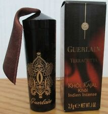 GUERLAIN TERRACOTTA KHOL KAJAL 01 BLACK FRIDA NIB EYELINER Retail at $40.00