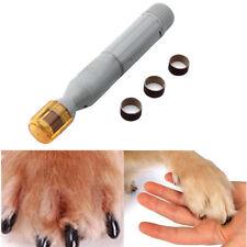 Elektrisch Nagelschleifer Krallenschleifer Nagelfeile Trimmer Hunde Katze Pflege