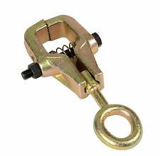 3 Ton Straight Big Mouth Self Tightening Pull Clamp Frame Body NEW