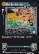 Blue Ball Gathering CCG TCG Card DBGT Dragon Ball GT - Foil -