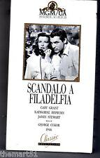 Scandalo a Filadelfia (1940) VHS  MGM UA Classic  Video