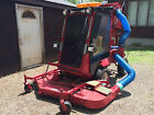 TORO GROUNDSMASTER WITH VACUUM LEAF COLLECTOR