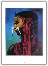 Affiche Philippe DRUILLET Poster L Esclave 50x70 cm