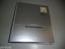 Werkstatthandbuch IVECO TurboStar 190 / 240 / 260, Stand 1989
