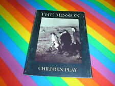 the MISSION CHILDREN PLAY POSTCARD SET SISTERS OF MERCY