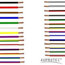 5m Cavo Elettrico Unipolare 1.5 mm² FLRy filo auto moto veicolo monofilo
