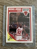 1989 Fleer Michael Jordan #21 Basketball Card