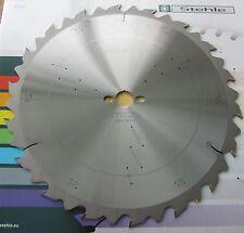 HM-Kreissägeblatt 400x30 Z=18 Stehle für Tischkreissäge