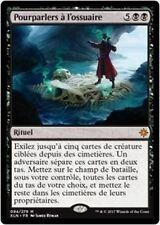 MTG Magic XLN - Boneyard Parley/Pourparlers à l'ossuaire, French/VF