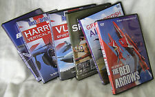 FABULOUS BOXED SET OF 6 DVDs AIRCRAFT HISTORY MILITARY
