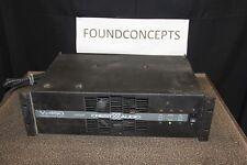 Crest Audio VS-450 Professional Power Amplifier VS450 Amp tested vs 450