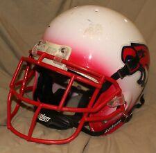 Red Eagle Schutt Pro Air Ii Football Helmet