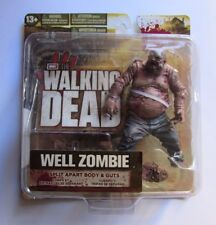 WELL ZOMBIE ACTION FIGURE THE WALKING DEAD TV SERIES 2 MCFARLANE NUOVO NEW