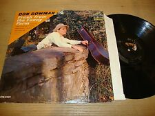 Don Bowman - Fresh From The Funny Farm - LP Record  VG VG