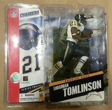 McFarlane Sportspicks NFL 12 LaDAINIAN TOMLINSON action figure-Chargers-NIB