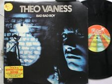Rock Lp Theo Vaness Bad Bad Boy On Prelude