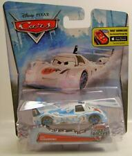 SHU TODOROKI ICE RACERS SPECIAL ICY EDITION DISNEY PIXAR CARS DIECAST 2015 NEW