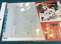 DELETER Screen Tone Set Vol.1 Manga Tools Kit JAPAN
