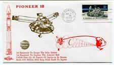 1972 Pioneer 10 Spacecraft 1st Escape Solar System Asteroid Belt Jupiter Moon US