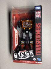 Transformers SIEGE Soundblaster War for Cybertron NIB Walmart Exclusive Hasbro