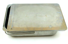 The Original Camerons Stainless Steel Stovetop Smoker with Wood Chips