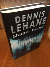 Dennis Lehane 'Shutter Island' 1/1 1st First UK Edition VG Condition