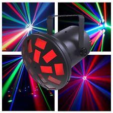 Chauvet Mushroom Plug & Play 14w RGBAW 5 Colour DJ Disco LED Lighting Effect