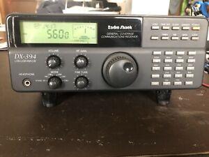 Radio Shack DX-394 Shortwave Communications Receiver