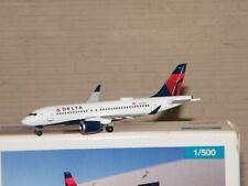 Airbus A220-100 Delta Air Lines Registration N101DU HERPA 1/500 Ref 532952