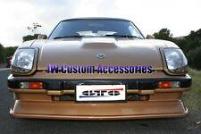 79-83  280ZX S130 Fairlady GTS Clear Headlight Covers Pair Aerodynamic GT0557C