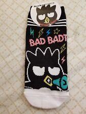 Sanrio Socks Adult Badtz Maru Black