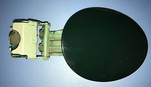 JAGUAR XK8 1998-2003 GAS TANK DOOR (GREEN)