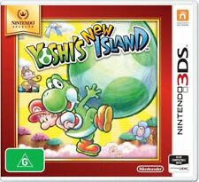 3DS Nintendo Selects Yoshi's New Island Game
