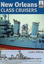 WW2 US Navy New Orleans Class Cruisers ShipCraft 13 Modelling Reference Book