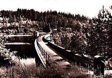 Einsiedel , Talsperre , Ansichtskarte, 1973 gelaufen