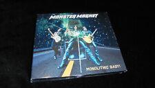 Monster Magnet – Monolithic Baby 2004 STEAMHAMMER Mint CD + DVD metal stoner