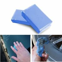 Clay Bar Detailing Auto Car Clean Wash Cleaner Sludge Mud Remove Magic Blue Hot
