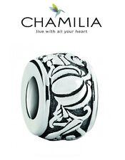 VGC CHAMILIA 925 sterling silver Disney CINDERELLA SPACER charm bead
