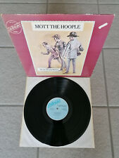 MOTT THE HOOPLE - ALL THE YOUNG DUDES / VG++ to NM ACOUSTICALLY