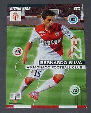 BERNARDO SILVA ROOKIE AS MONACO FOOTBALL ADRENALYN CARD PANINI 2015-2016