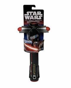 Star Wars The Force Awakens Kylo Ren Bladebuilders Lightsaber Toy Hasbro New
