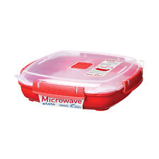 Sistema Mikrowellen-teller 880 Ml rot 138243