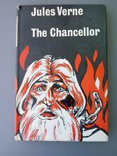 JULES VERNE * THE CHANCELLOR * FITZROY EDITION * 1965 * HC/DJ * ARCO PUBLICATION