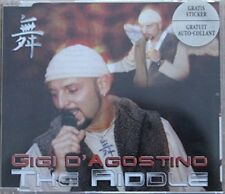 Gigi D'Agostino Riddle (& Vocal Mix/video, plus 'Emotoins', 'Gigi's .. [Maxi-CD]